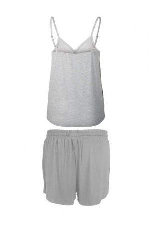 Zusss lieve shortama grijs melee no28wonen en lifestyle webshop