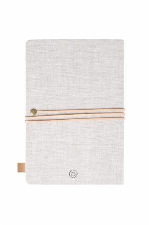 Zusss notitieboek met veter iedere dag no28wonen