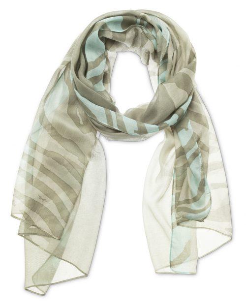 sjaal met zebra print - wonen en lifestyle webshop no28wonen