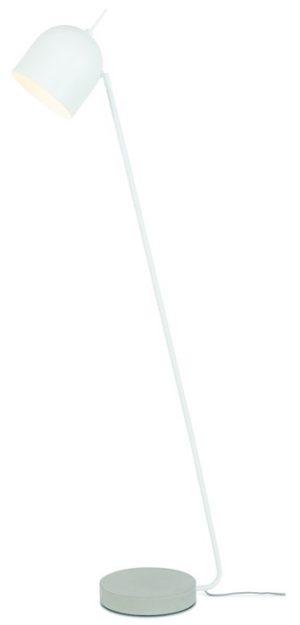 Vloerlamp Madrid Wit - wonen en lifestyle webshop no28wonen