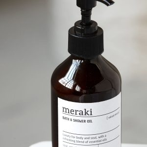 no28wonen.nl Meraki bath and shower oil velvet mood no28 wonen en lifestyle webshop