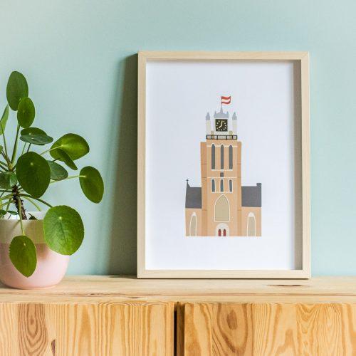 no28wonen.nl todoindordt poster a3 no28wonen en lifestyle webshop