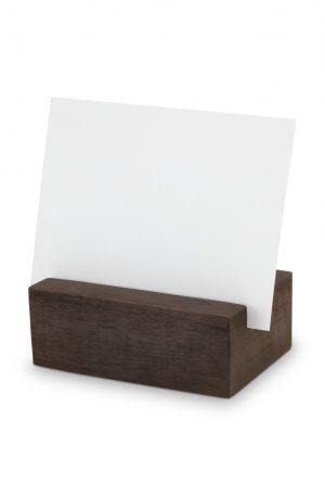Vt wonen - kaarsenblok/kaart/tak houder rechthoekig no28wonen.nl wonen en lifestyle webshop