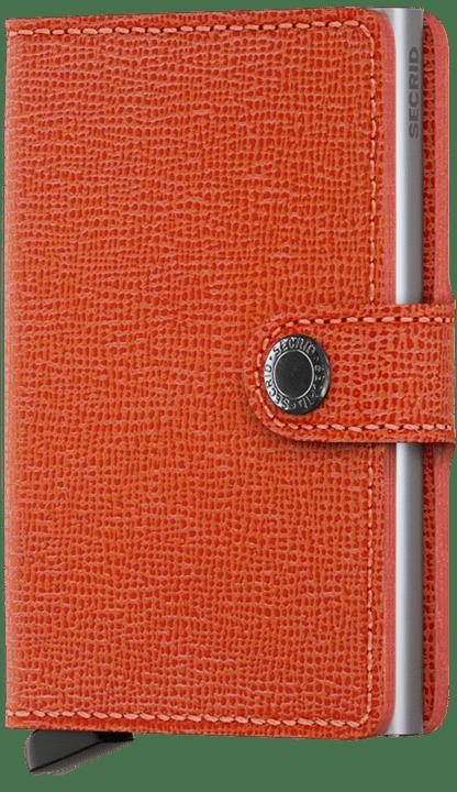 secrid miniwallet crisple_orange no28wonen.nl wonen en lifestyle webshop