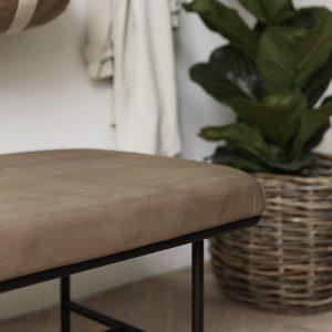 housedoctor bench comma bruin no28wonen.nl wonen en lifestyle webshop