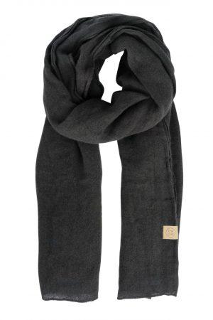 no28wonen.nl zusss basic sjaal grafietgrijs no28wonen en lifestyle