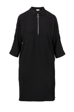 no28wonen.nl sportief jurkje zwart no28wonen en lifestyle