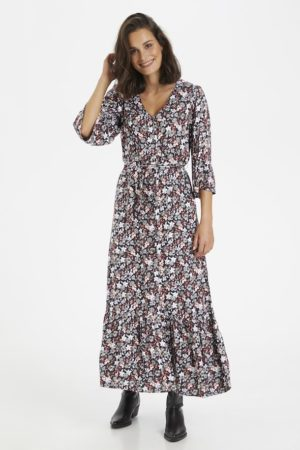 kaffe KAsmilla maxi dress no28wonen.nl wonen en lifestyle webshop