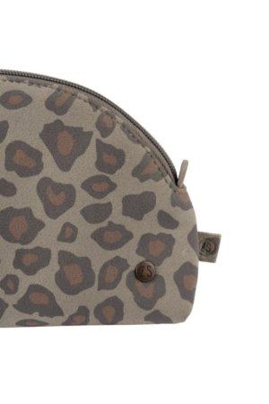 no28wonen.nl -Zuss make-up tasje leopard - no28wonen en lifestyle