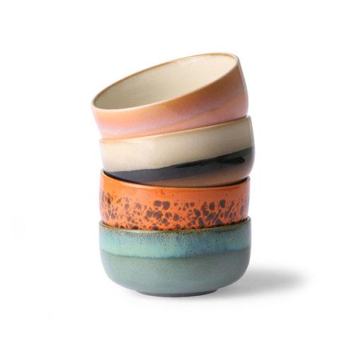 HKliving desert bowls (set van 4)