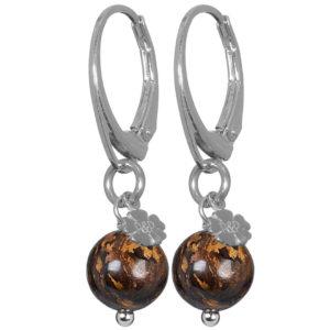 www.no28wonen.nl 540 Earring Rocks 18 Bronsite Pretty
