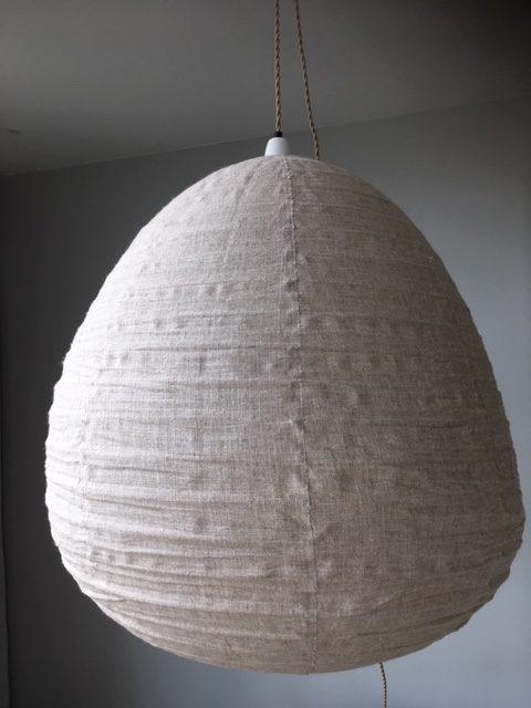 no28wonen.nl ballonlamp linnen M