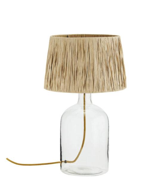 www.no28wonen.nlmadam Stoltz glazen tafellamp