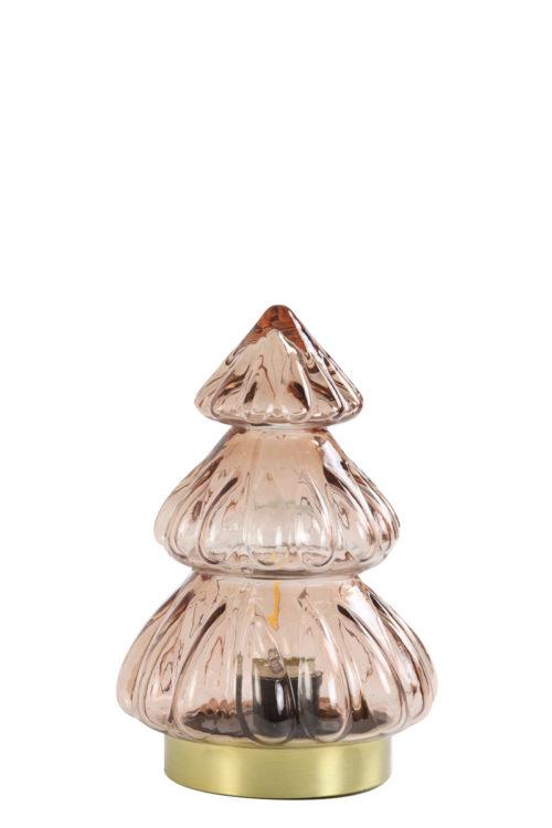 light&living led lamp oud roze - wonen en lifestyle webshop no28wonen