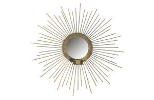spiegel sunny met waxinelichthouder - wonen en lifestyle webshop no28wonen