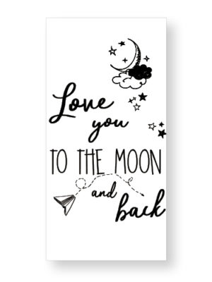 jots chocoladereep 'to the moon' no28wonen.nl wonen en lifestyle webshop