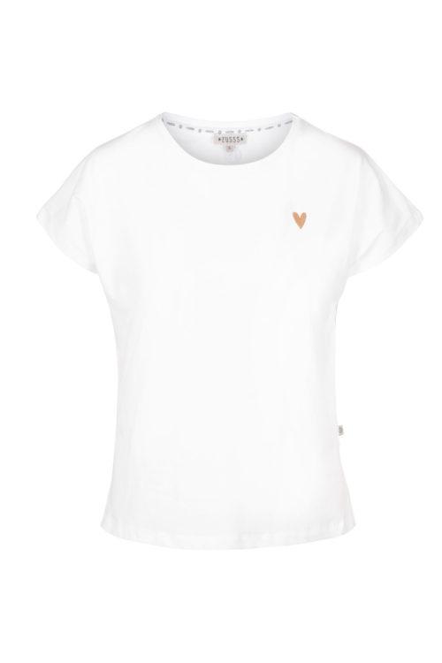 Zusss t'shirt met hartje bij no28wonen.nl