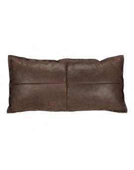 scarpe cushion dark brown - wonen en lifestyle webshop no28wonen