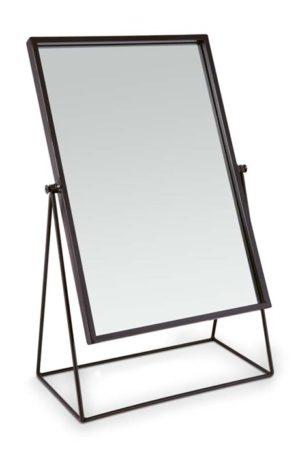 vtwonen rechthoekig spiegel op voet no28wonen.nl wonen en lifestyle webshop