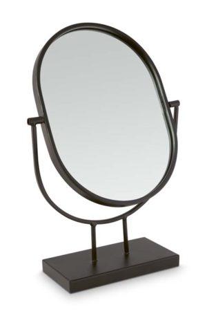 vtwonen rovaal spiegel op voet no28wonen.nl wonen en lifestyle webshop