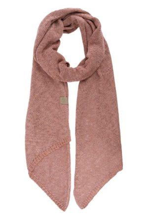 no28wonen.nl -Zusss luchtig gebreide sjaal rouge - no28wonen en lifestyle