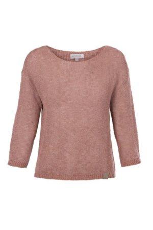 no28wonen.nl -Zusss luchtig gebreide trui rouge - no28wonen en lifestyle