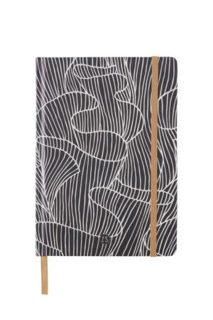 no28wonen.nl - Zusss notitieboek koraalrif print zand - no28wonen en lifestyle
