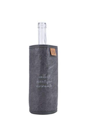 zusss - wijnkoeler collect moments grijs shop je bij no28.nl
