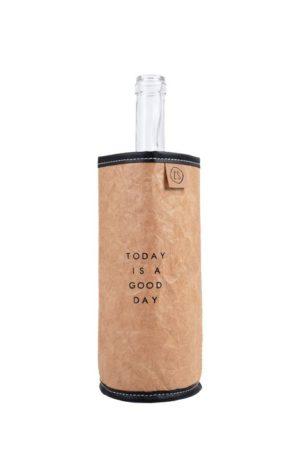 zusss - wijnkoeler good day bruin shop je bij no28.nl