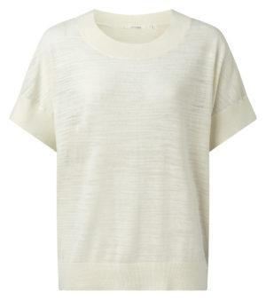 YAYA - sweater met ronde hals shop je bij no28.nl