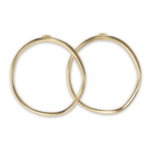 YAYA - oorringen goud shop je bij no28.nl