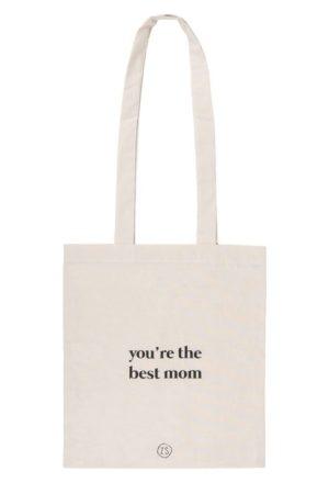 Zusss - katoenen tasje best mom naturel - wonen en lifestyle webshop no28wonen
