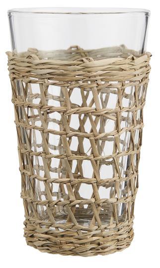 IBLaursen - geweven drinkglas - no 28 wonen & lifestyle