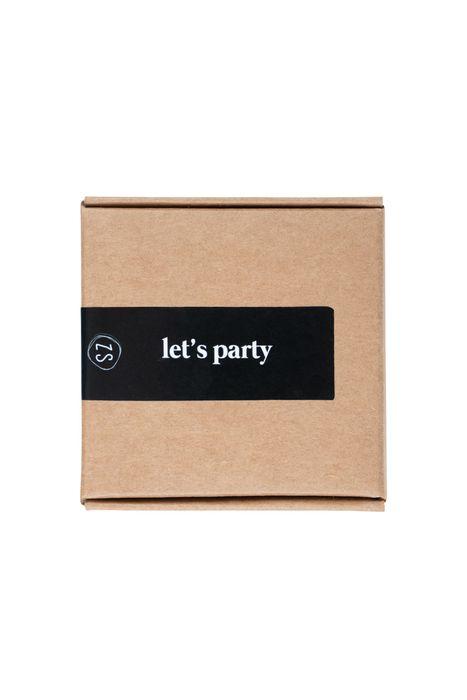 Zusss doosje zeep let's party wonen en lifestyle webshop no28wonen