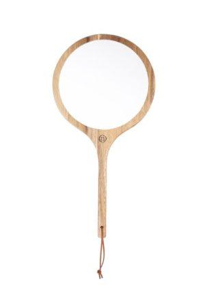 zuss houten hand spiegel wonen en lifestyle webshop no28wonen