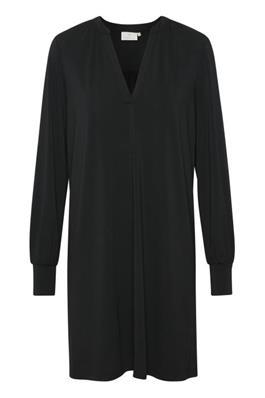 KAmalli jurk jersey zwart van KAffe -wonen en lifestyle webshop