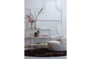 be pure home draaifauteuil Woolly naturel boucle no28wonen.nl wonen en lifestyle webshop