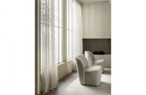 Vt wonen lofty fauteuil bouclé naturel - wonen en lifestyle webshop no28 wonen