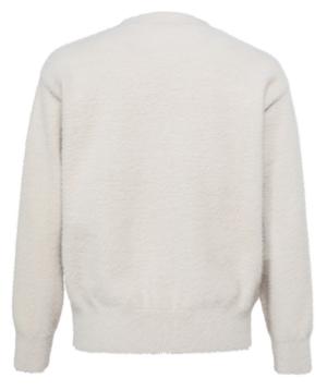 YAYA - Fluffy vestje met verborgen drukknopen - wonen en lifestyle webshop no28wonen