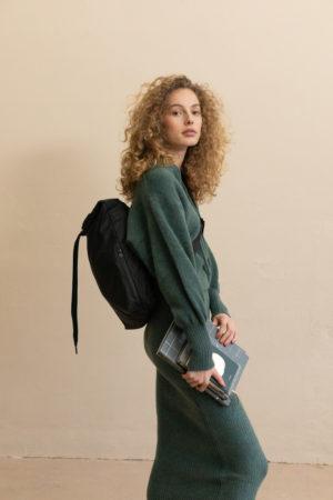 Tinne + Mia laptop bag zwart - wonen en lifesyle webshop n028wonen