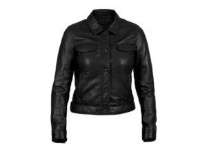 leren jasje zwart lamsleer van het merk chabo -wonen en lifestyle webshop no28wonen