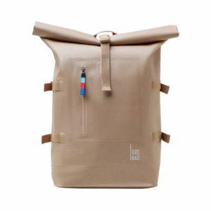 rugtas rolltop warm sand van Got Bag -wonen en lifestyle webshop